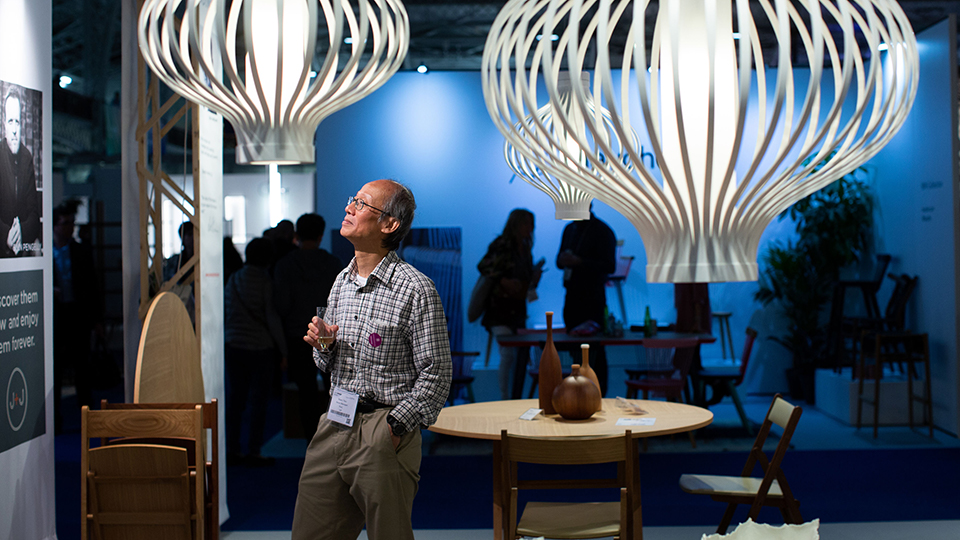 100% Design is the largest and longest-running design trade event for industry professionals in the UK.