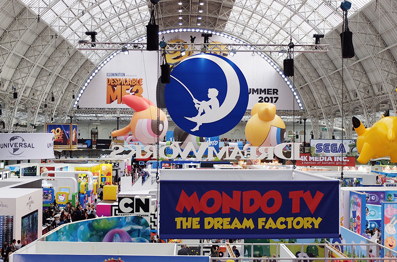 Olympia London is the central London venue for BLE