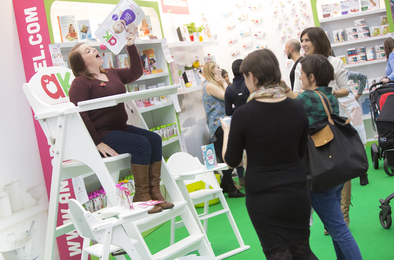 The Baby Show is coming to Olympia Grand, central London