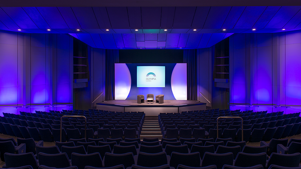 How to plan a successful conference at Olympia London