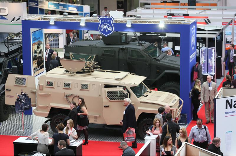 Counter Terror Expo returns to Olympia Grand venue in London