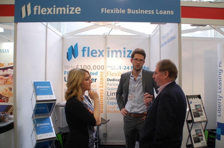 The Finance Professional Show is taking place at Central London event venue Olympia Central