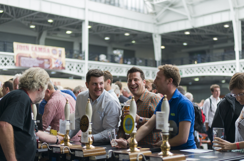 Great British Beer Festival is coming to Olympia Grand, central London