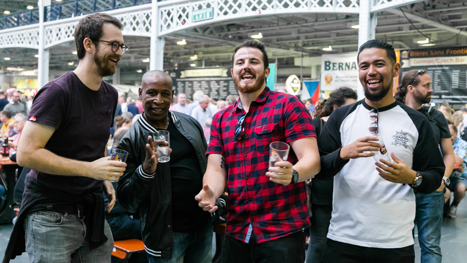 Great British Beer Festival offers over 900 real ales at Olympia London