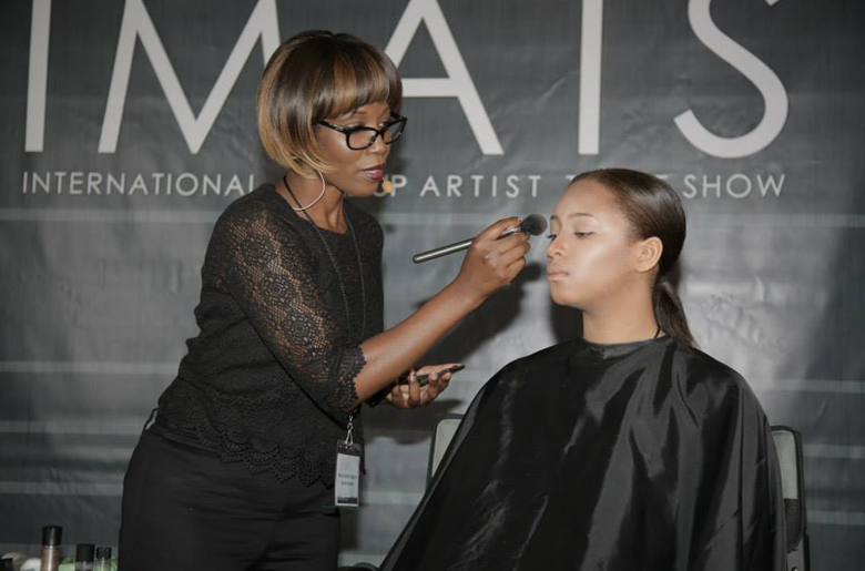 IMATS is taking place at central London venue Olympia National