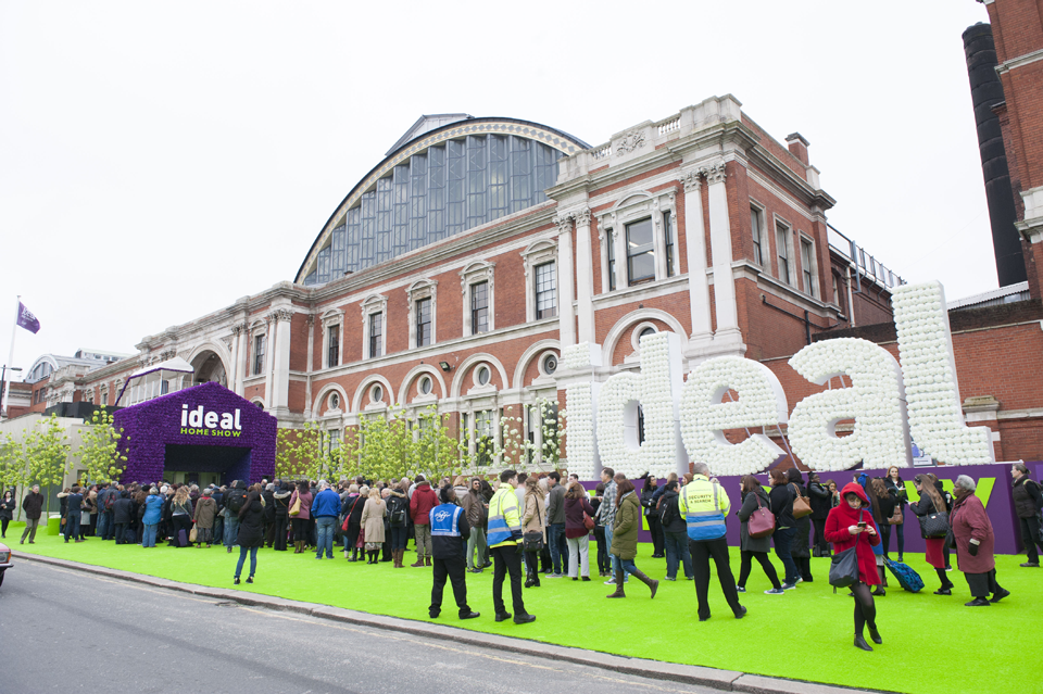 Ideal Home Show comes to Olympia London this March