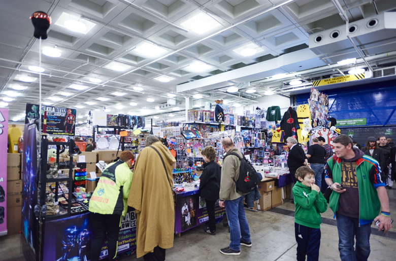 London Film and Comic Con returns to Olympia Grand