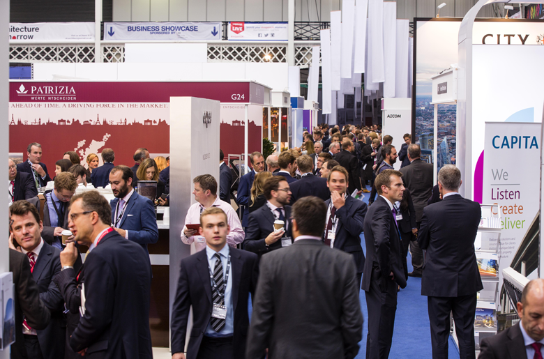Olympia National is the London event venue for MIPIM UK