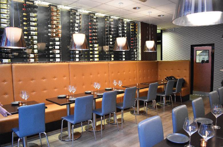 Mirabell Wine Bar, located just outside Olympia London is great for wine.