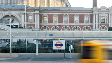 Olympia London is central located in London