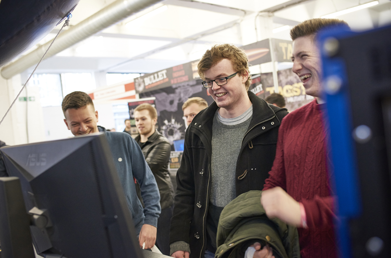 Brand new to Olympia London, PC Gamer Weekender takes place at Olympia Central