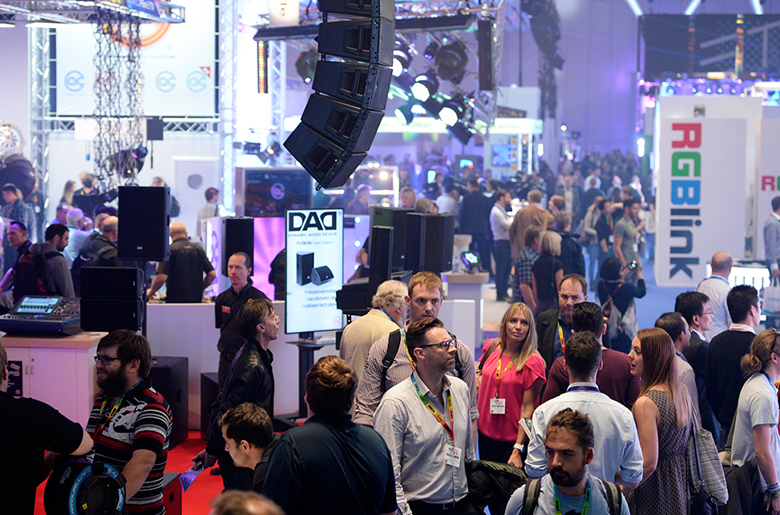 Plasa show is taking place at central london venue Olympia London