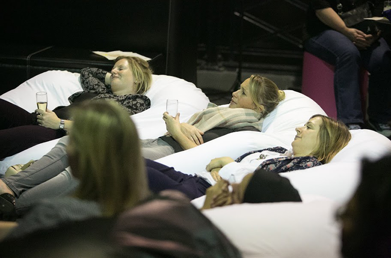 Central London venue Olympia National is the event venue for Event Industry Sleepover