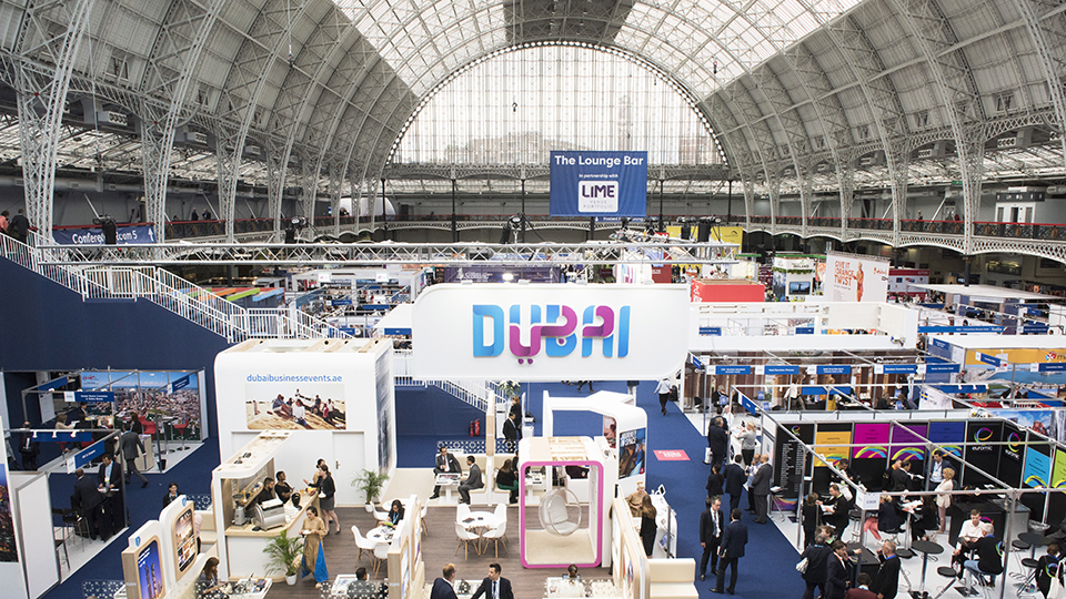 Olympia London is the central London venue for The Meetings Show