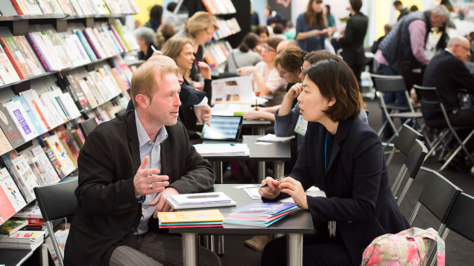 The London Book Fair is the global marketplace for publishing books at Olympia London