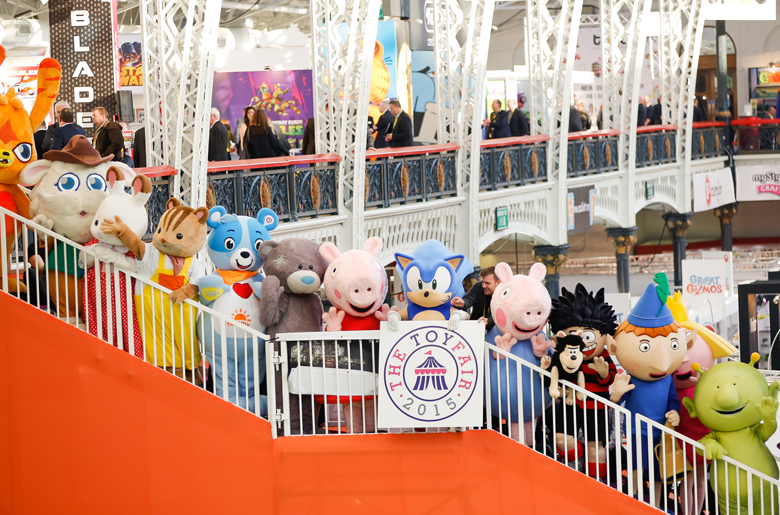 Olympia Grand is the central London event venue for The Toy Fair