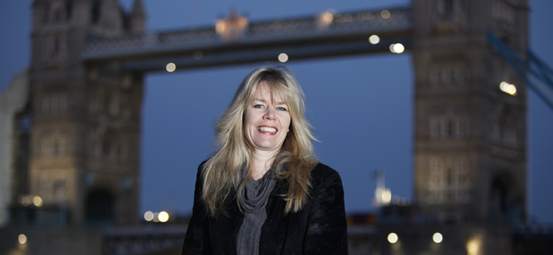 Tracy Halliwell MBE, Director of Business Tourism & Major Events at London & Partners