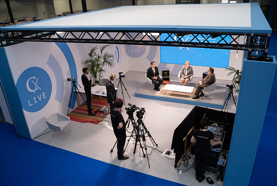 CX Symposium comes to Olympia London