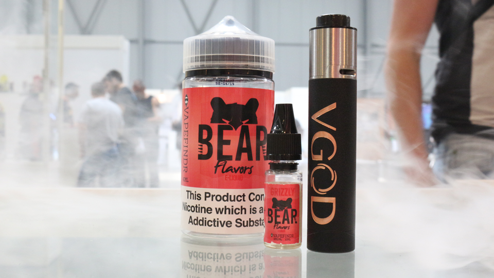 London Vape Show is an event held at Olympia London