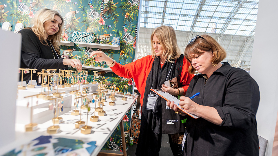 Top Drawer returns to Olympia London