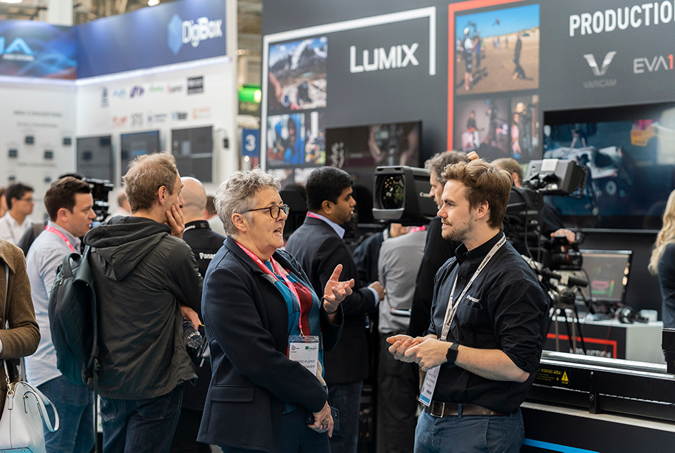 Media Production Show and Technology Show is coming to Olympia London