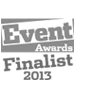 Event Awards Finalist 2013