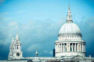 St Paul's Cathedral is an imposing sight and can easily be part of a visit to London when you're at Olympia's venues.