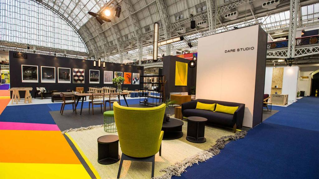 Brilliant 100 Design Event In London Uks Largest Design Trade Show Interior Design Ideas Clesiryabchikinfo