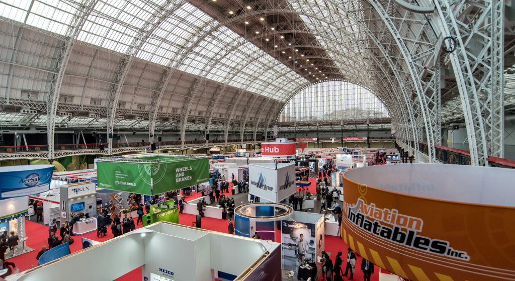 AP&M returns to Olympia London