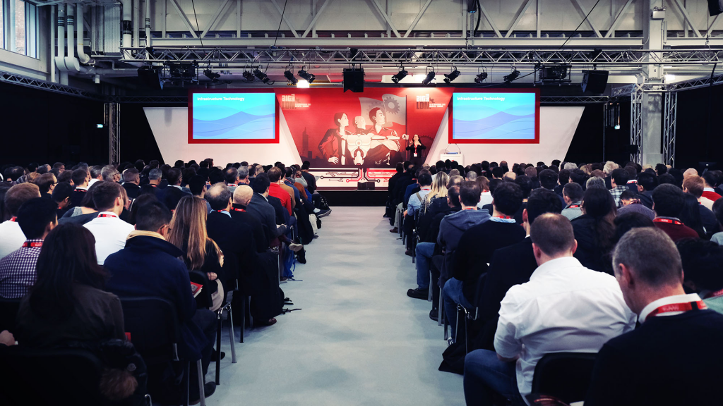 Olympia London is the event venue for Big Data LDN