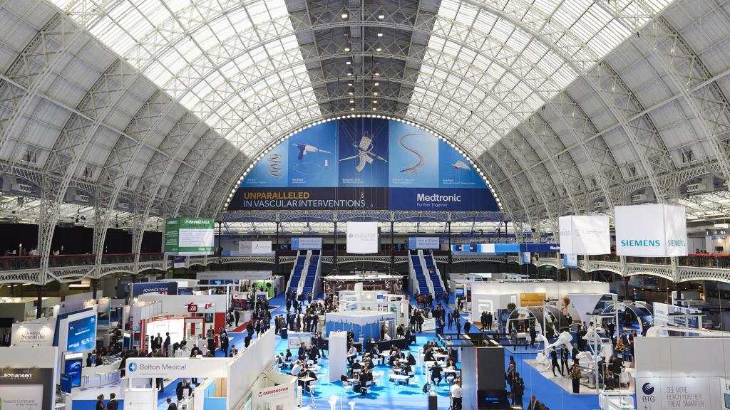 Olympia London is the venue for CX Symposium