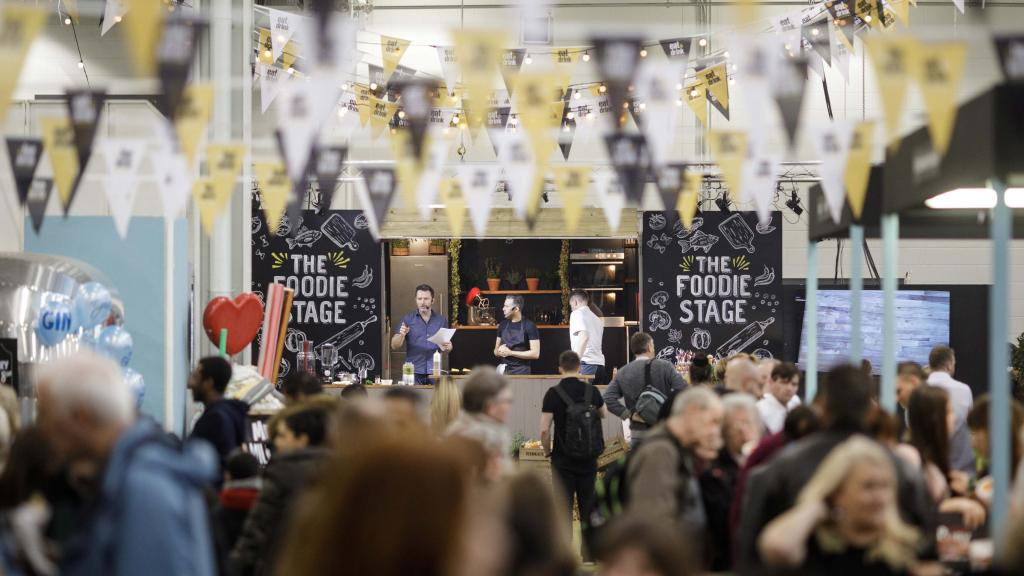 Eat Drink Festival comes to Olympia London