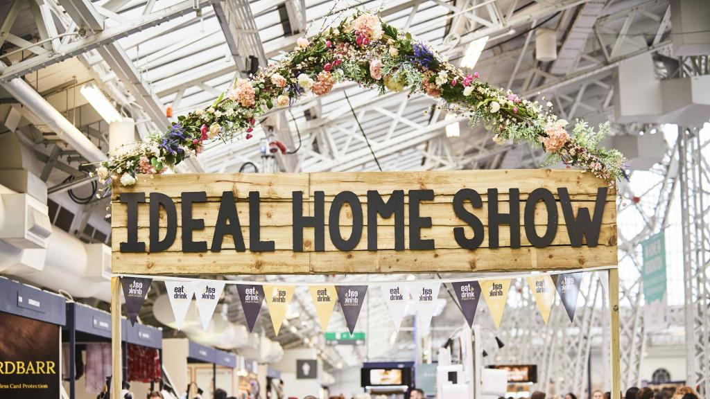 Ideal Home Show returns to Olympia London