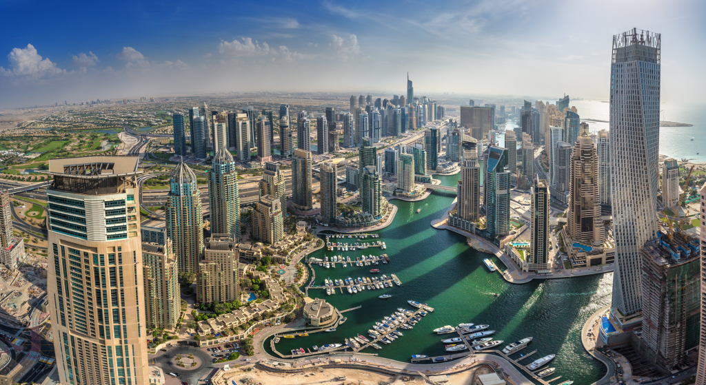 The Dubai Property Show is returning to Olympia London