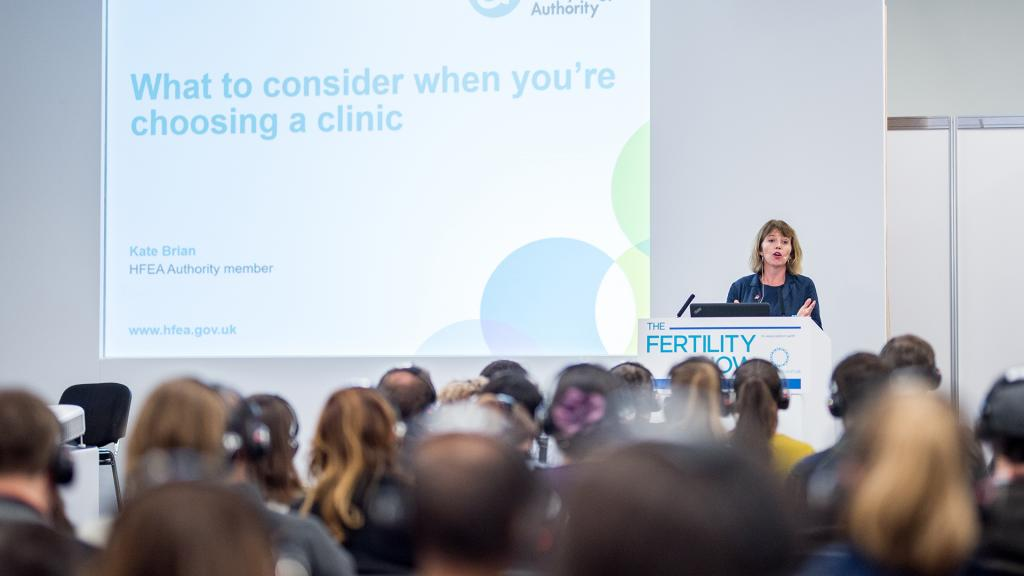 The Fertility Show returns to Olympia London