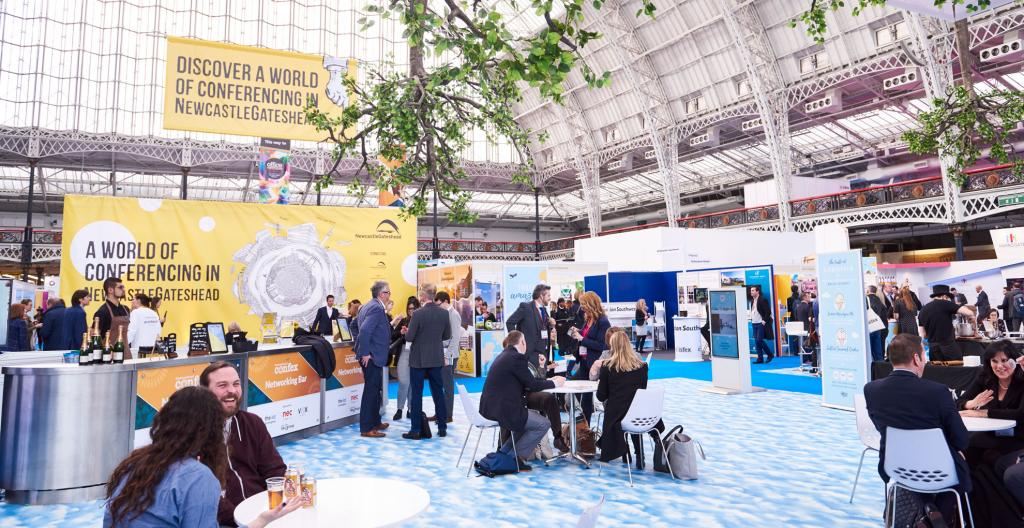 Olympia London is playing host to Confex
