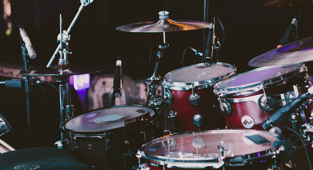 The London Drum show is held at Olympia London