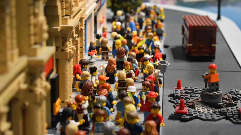 London Brick Festival is coming to Olympia London