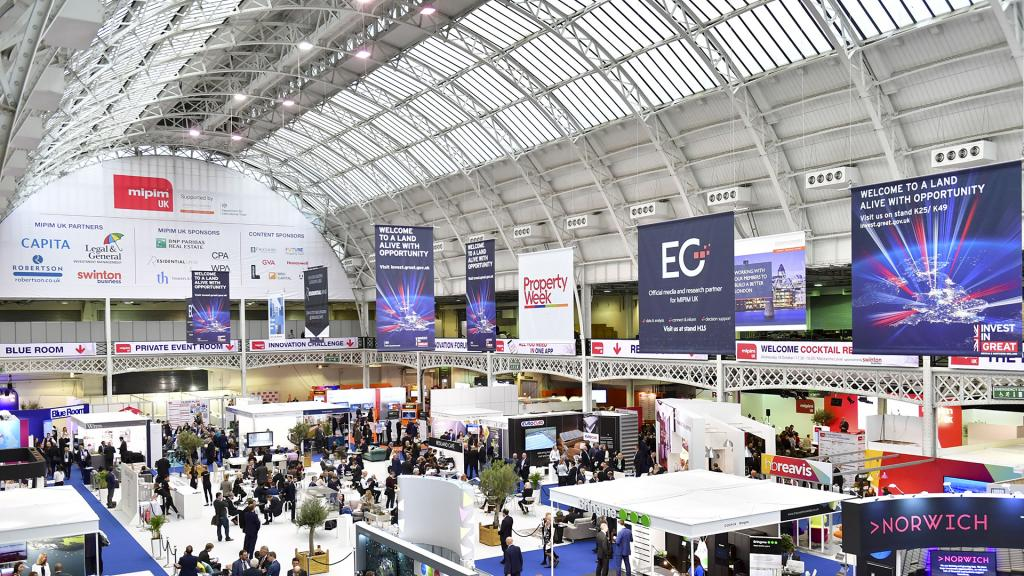 MIPIM UK comes to Olympia London
