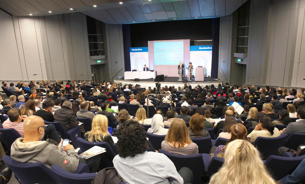 Pulse LIVE is coming to Olympia London