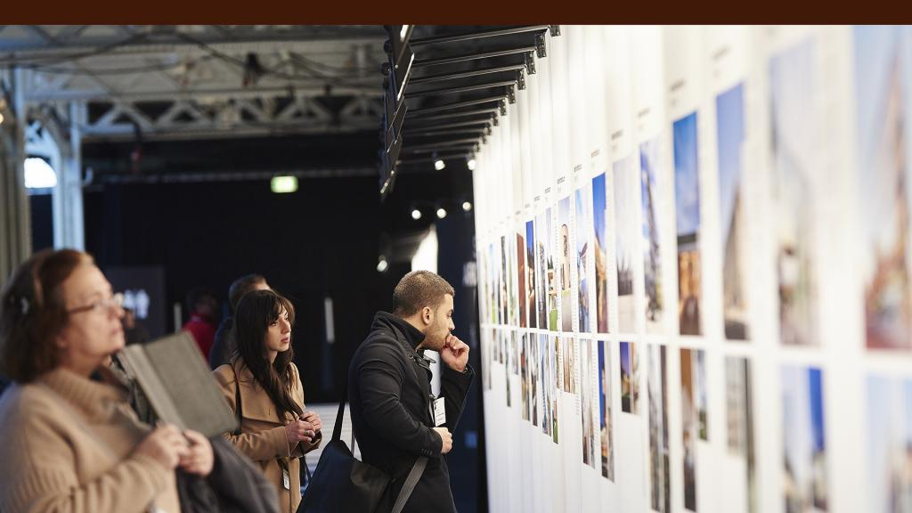 Olympia London is the event venue for architect@work