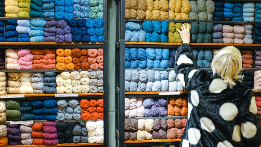 Spring Knitting and Stitching Show returns to Olympia London
