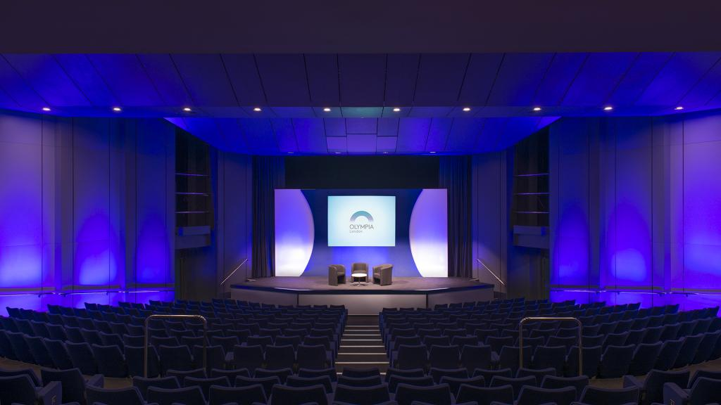Olympia London Conference Centre is perfect for up to 1500 delegates