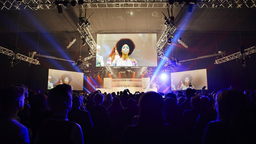 Olympia London is the perfect blank canvas space for up to 3000 guests