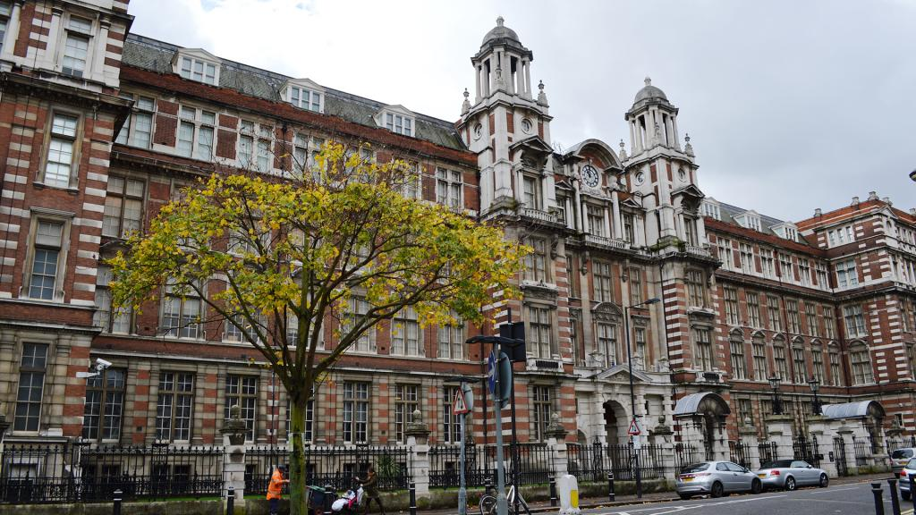 Blythe House near Olympia London