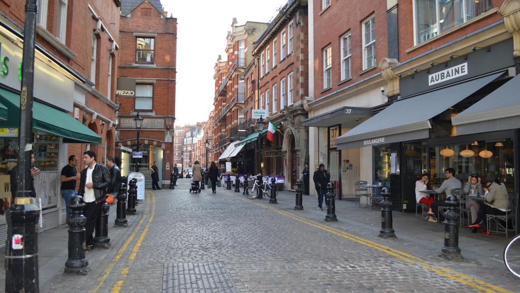 High Street Kensington is a great place for high street shopping near Olympia London