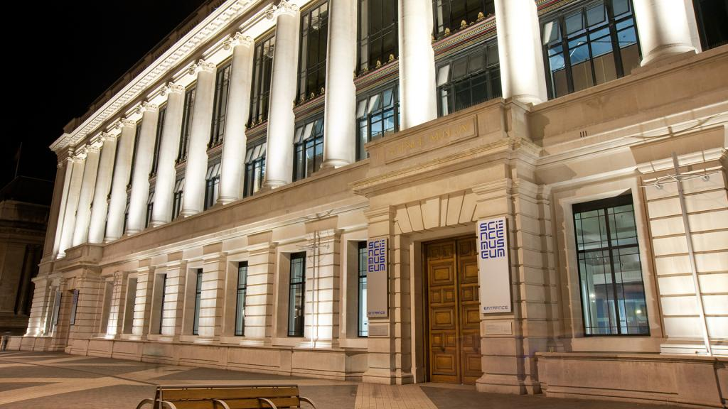Discover something new at the Science Museum nearby Olympia London