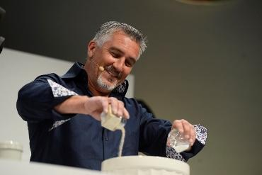 Paul Hollywood will be at the Bakes & Cakes Show when it comes to Olympia for the first time