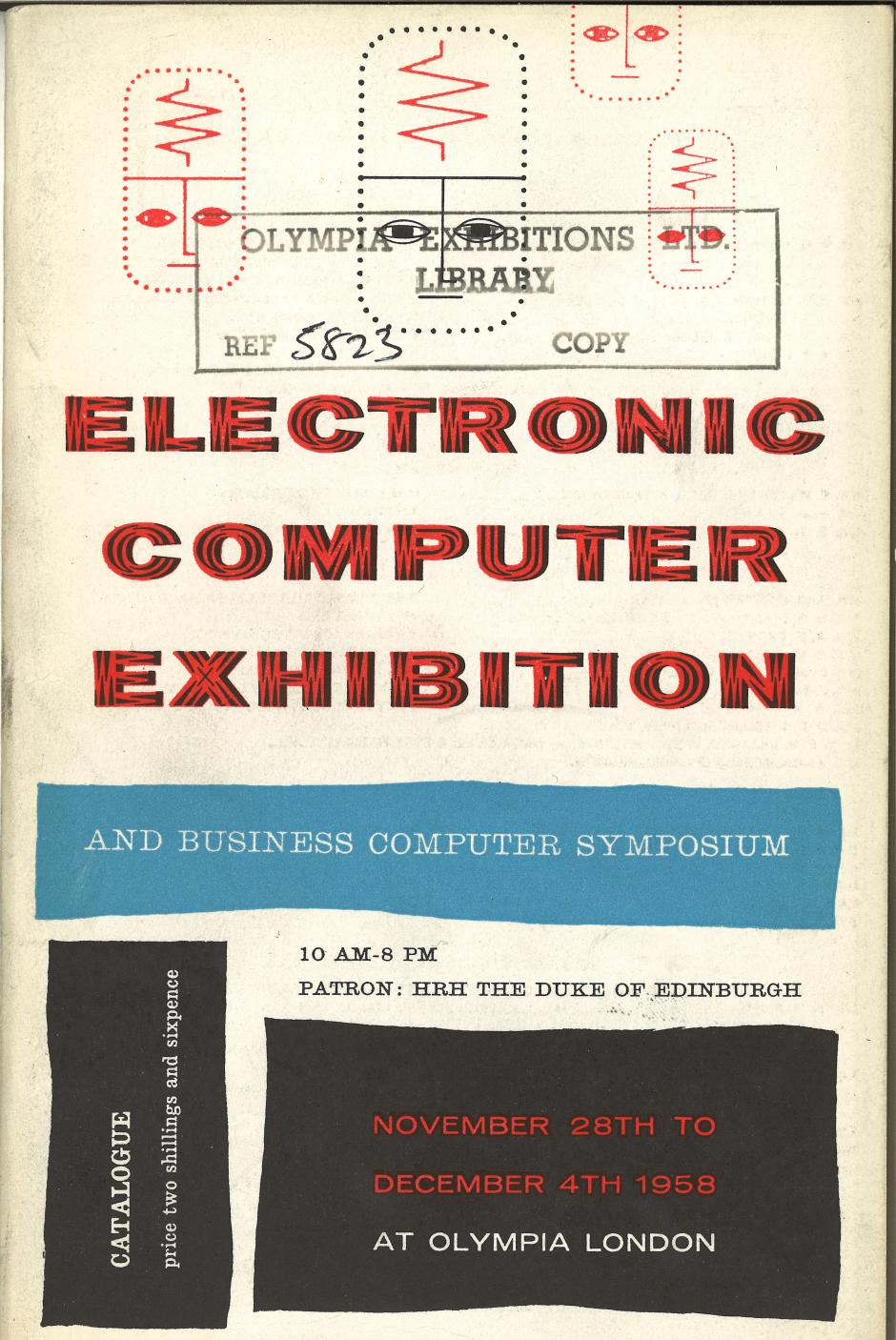 Electronic Computer Exhibition