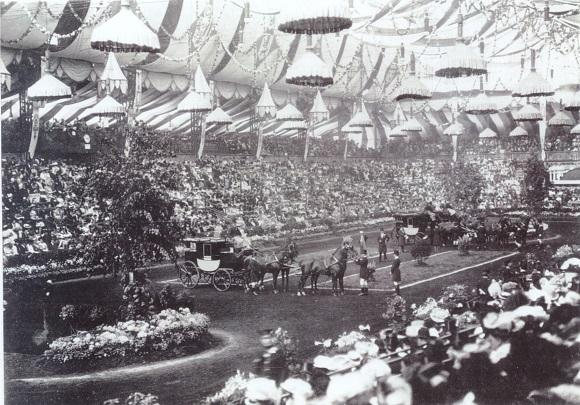 International London Horse Show 1886/7
